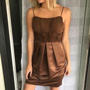 BCBG Max Azria silk dress